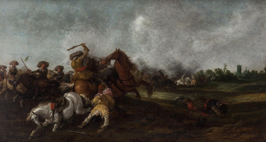 ANTHONIE PALAMEDES (DUTCH 1601-1673)