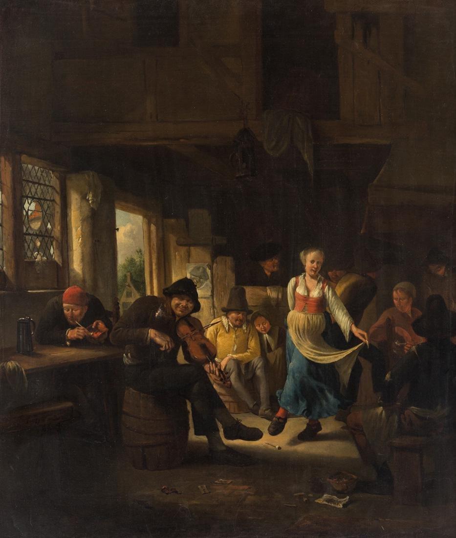 EGBERT VAN HEEMSKERCK (DUTCH 1634/5-1707)