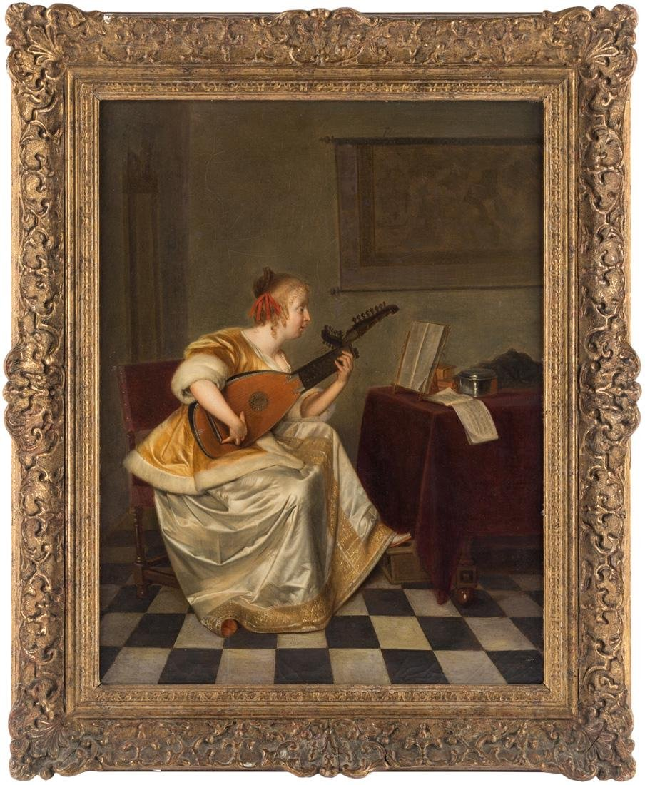 AFTER GERARD TER BORCH - 2