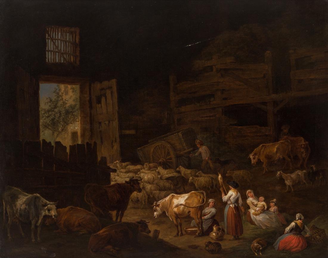 JAN PEETER VERDUSSEN (FLEMISH c. 1700-1763)