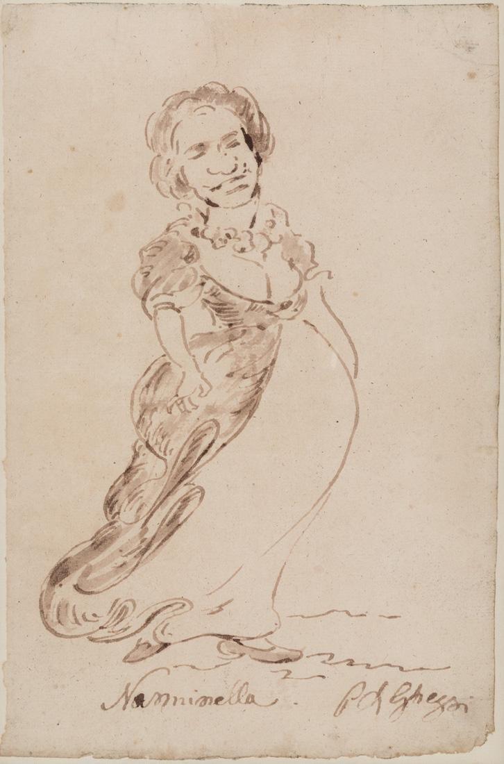 PIER LEONE GHEZZI (ITALIAN 1674-1755)