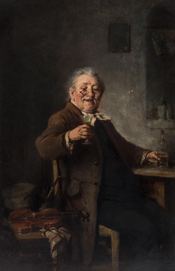 HERMANN KERN (AUSTRIAN 1838-1912)