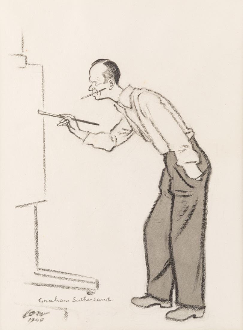 SIR DAVID LOW (NEW ZEALAND 1891-1963)
