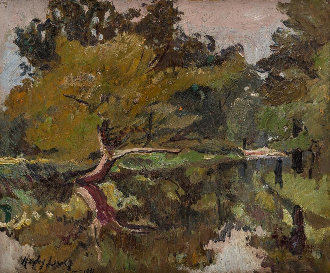 HAYLEY LEVER (AMERICAN 1875-1958)