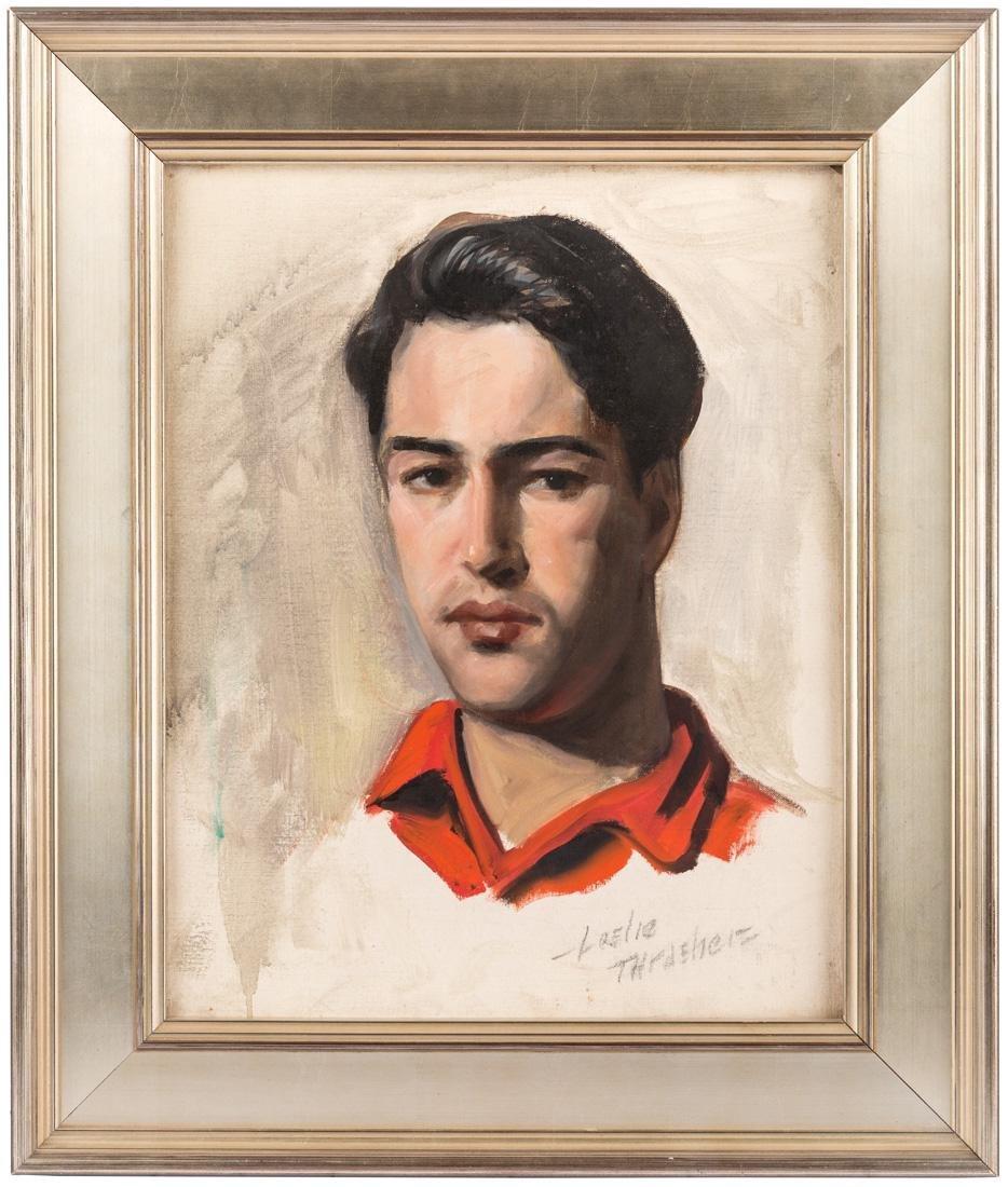 CHARLES LESLIE THRASHER (AMERICAN 1889-1936) - 2