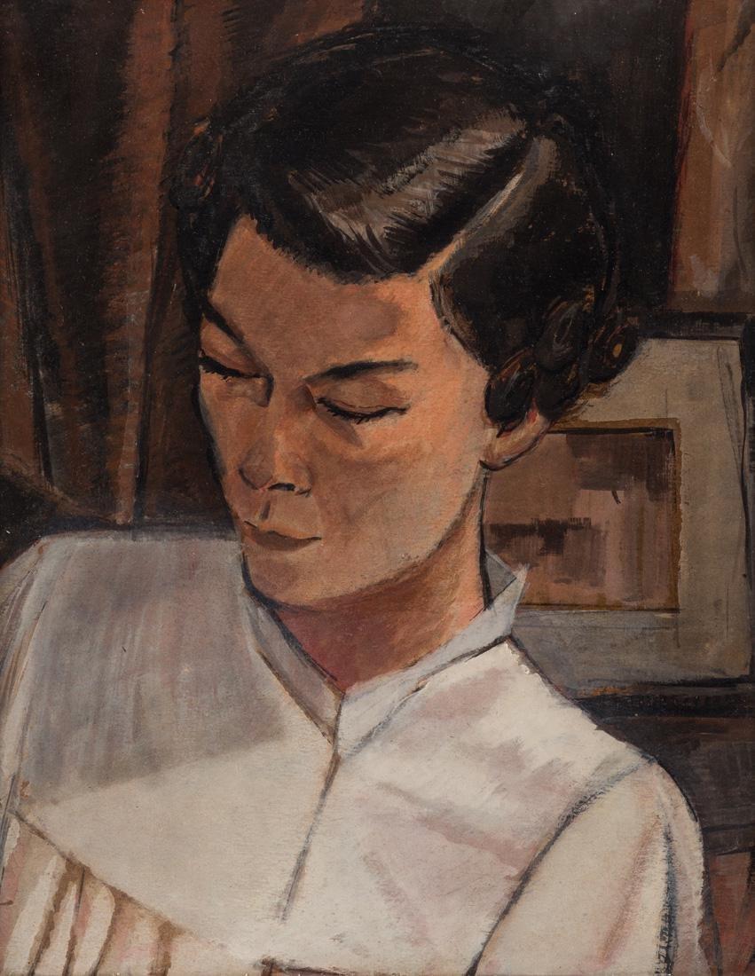 WAYNE THIEBAUD (AMERICAN B. 1920)