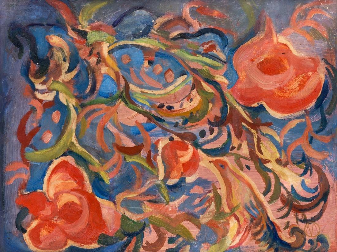 NIKOLAI DMITRIEVICH MILIOTI (RUSSIAN 1874-1962)