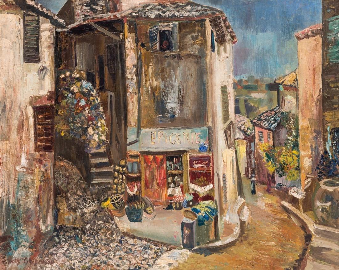 BORIS DMITRIEVICH GRIGORIEV (RUSSIAN 1886-1939)