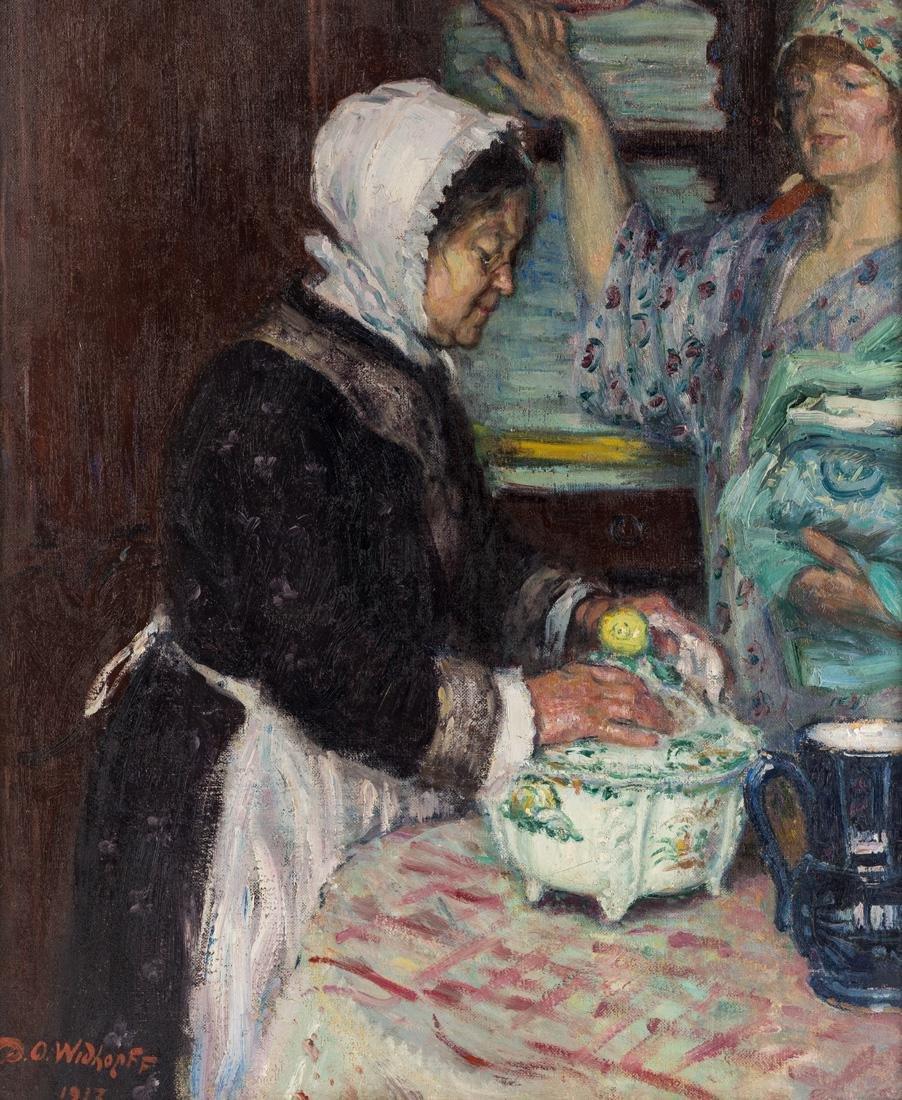 DAVID OSIPOVICH WIDHOPFF (RUSSIAN 1867-1933)