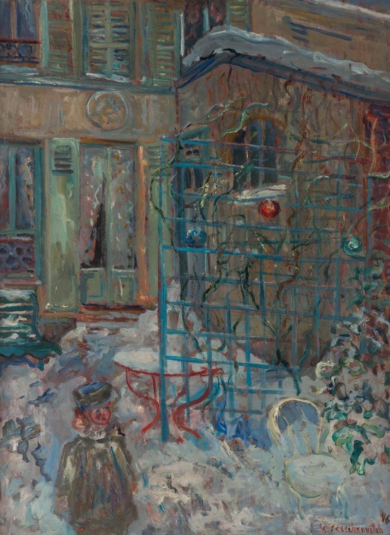 KONSTANTIN TERECHKOVITCH (RUSSIAN 1902-1978)