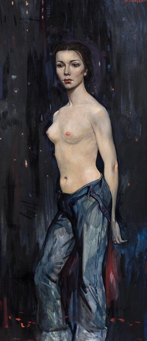 ILYA GLAZUNOV (RUSSIAN 1930-2017)