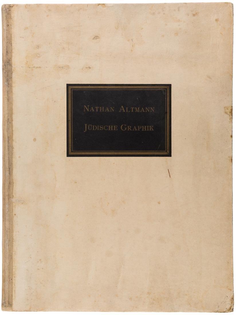 ALTMAN, JUDISCHE GRAPHIK, 1923