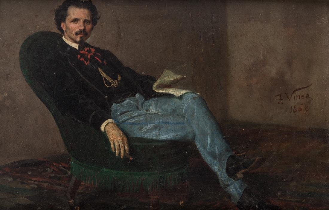 FRANCESCO VINEA (ITALIAN 1845-1902)
