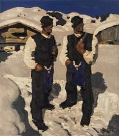 ALFONS WALDE (AUSTRIAN 1891-1958)