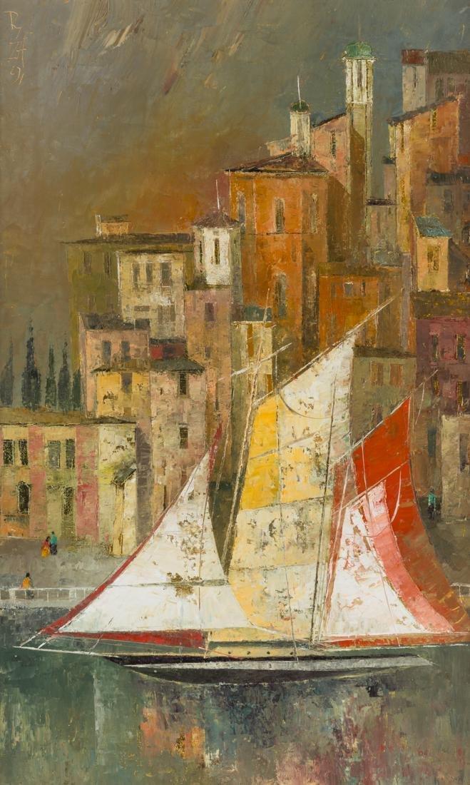 RYSZARD ZAJAC (POLISH B. 1929)