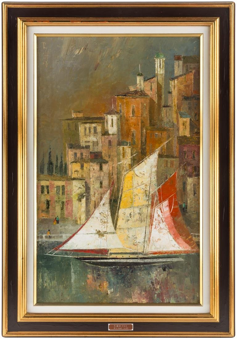 RYSZARD ZAJAC (POLISH B. 1929) - 2