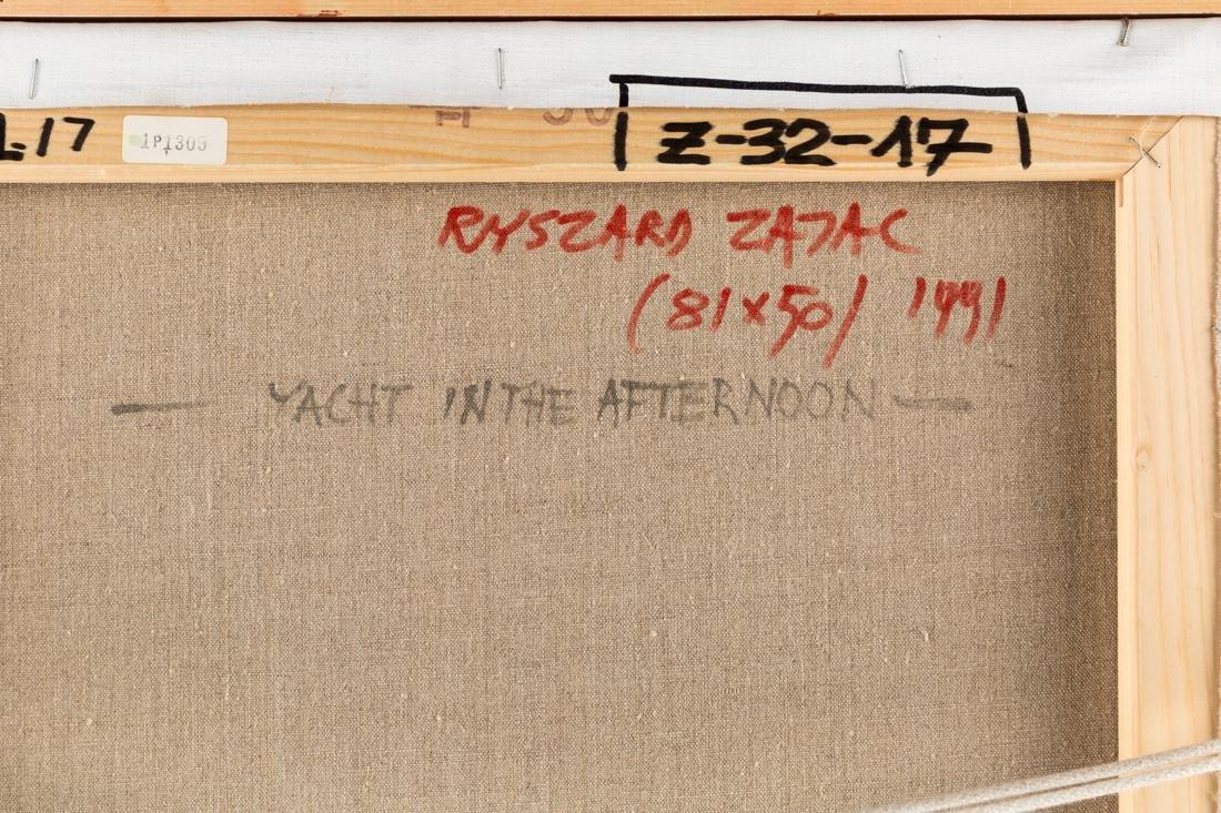 RYSZARD ZAJAC (POLISH B. 1929) - 5