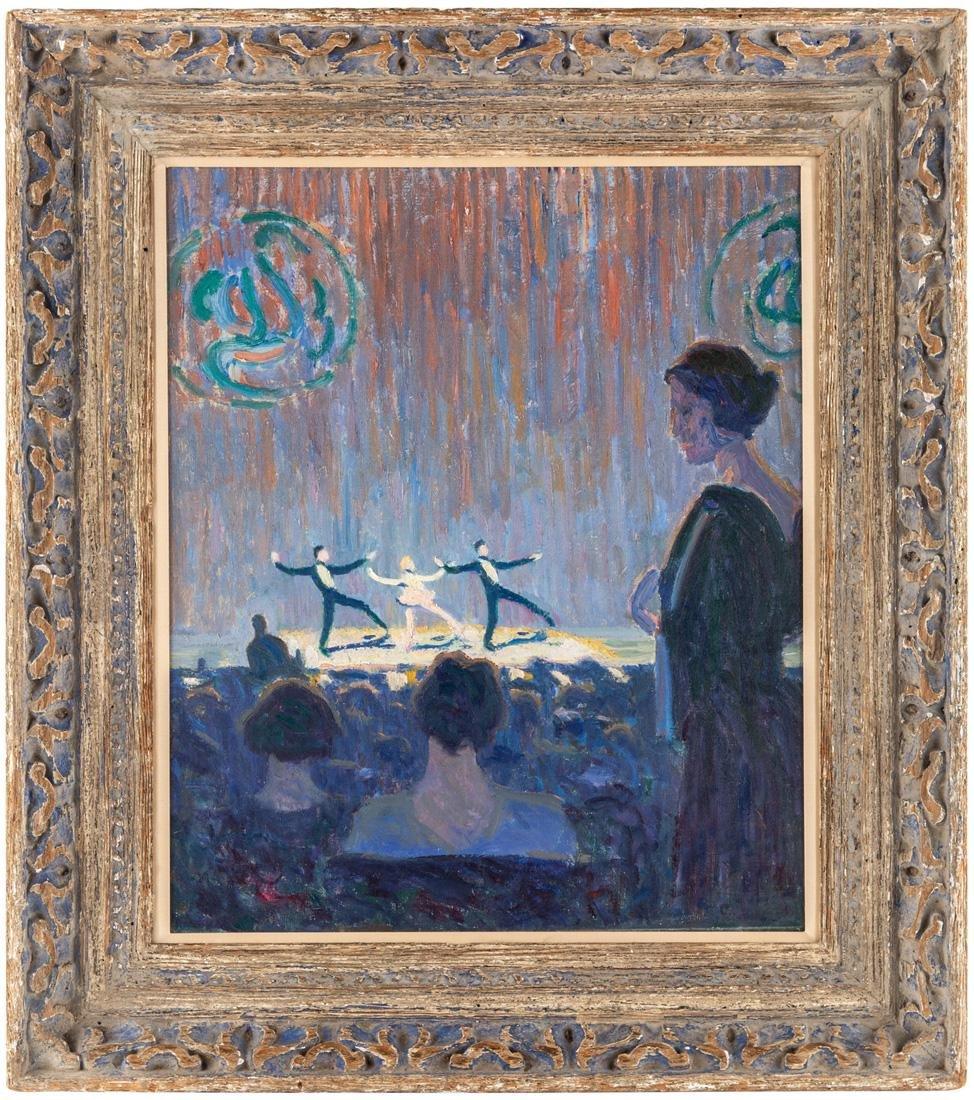 ALLEN TUCKER (AMERICAN 1866-1939) - 2