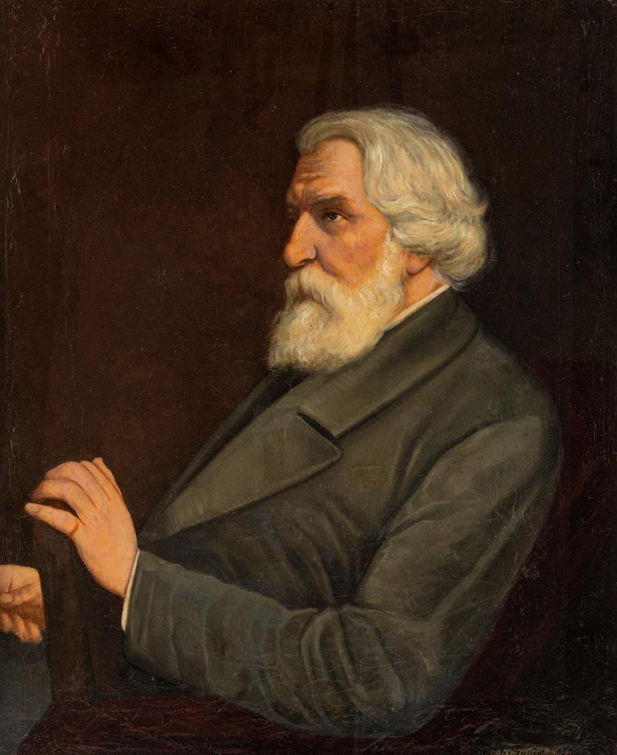 RUSSIAN UNKNOWN ARTIST, 19TH CENTURY