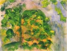 91: VLADIMIR YAKOVLEV B1934 Russian Painting Portrait