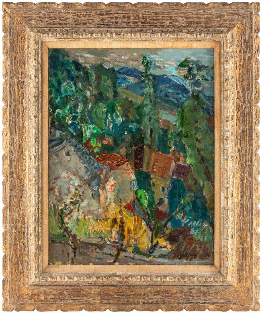 CHAIM SOUTINE (RUSSIAN-FRENCH 1893-1943) - 2