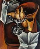 VLADIMIR OSIPOVICH ROSKIN (RUSSIAN 1896-1984)