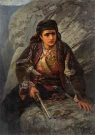 VASILY POLENOV (RUSSIAN 1844-1927)