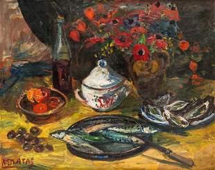 ARBIT BLATAS (LITHUANIAN 1908-1999)