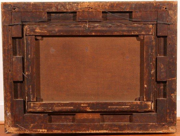 20: LEOPOLD SCHMUTZLER Austrian Antique Oil Painting - 4