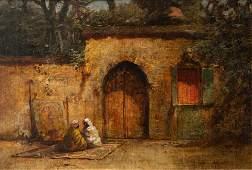 ADDISON THOMAS MILLAR (AMERICAN 1860-1913)