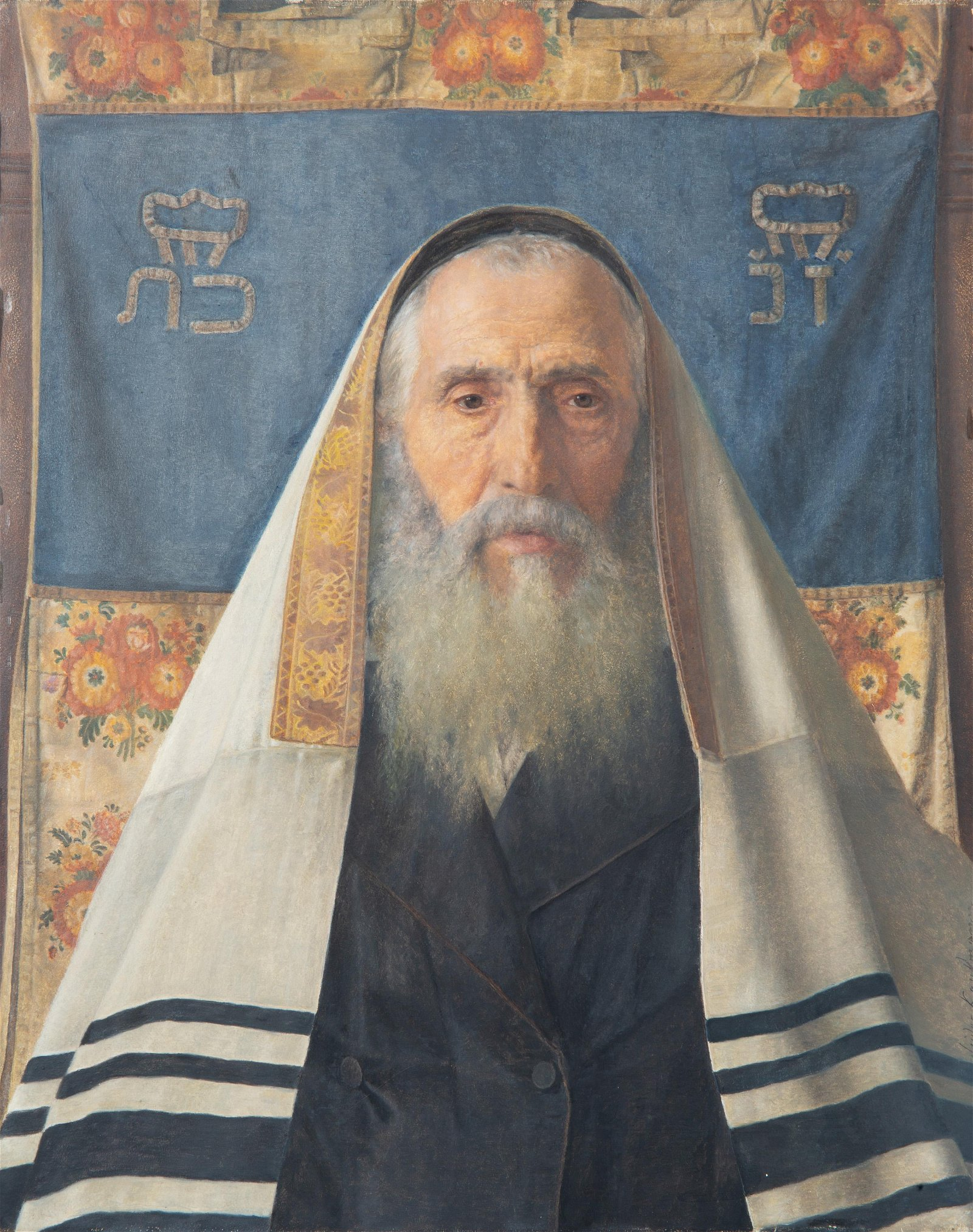 ISIDOR KAUFMANN (AUSTRIAN-HUNGARIAN 1853-1921)