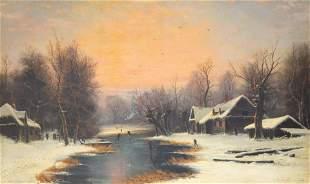 NILS HANS CHRISTIANSEN (DANISH 1850-1922)
