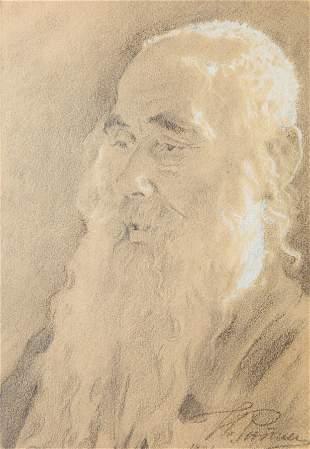 ILYA REPIN (RUSSIAN 1844-1930)