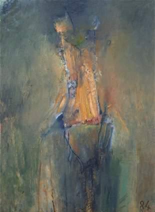 ALEXANDER SEMENOV (RUSSIAN 1897-1967)