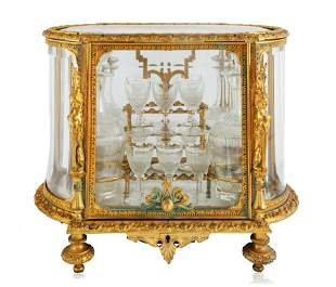 LATE 19TH-EARLY 20TH CENTURY FRENCH LOUIS XVI STYLE