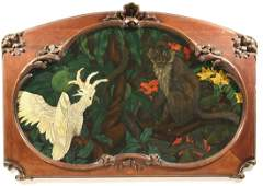 "384: NIKOLAI PETROVICH AGAPOFF (RUSSIAN 1899-?), ""Parro"