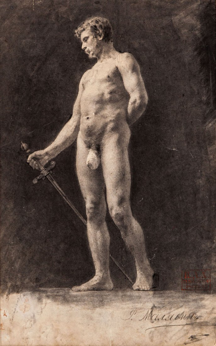 Male nudes painting Nude Photos 30