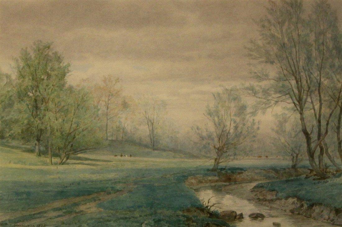 WILLIAM TROST RICHARDS (AMERICAN 1833-1905)