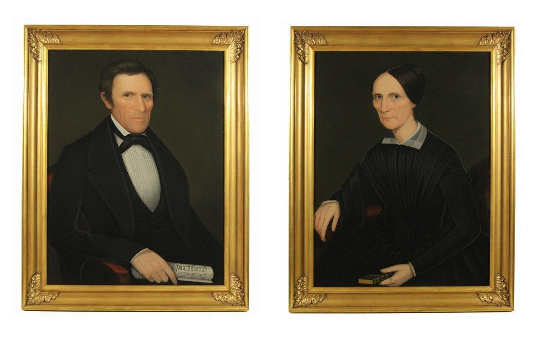 AMMI PHILLIPS (1788-1865)