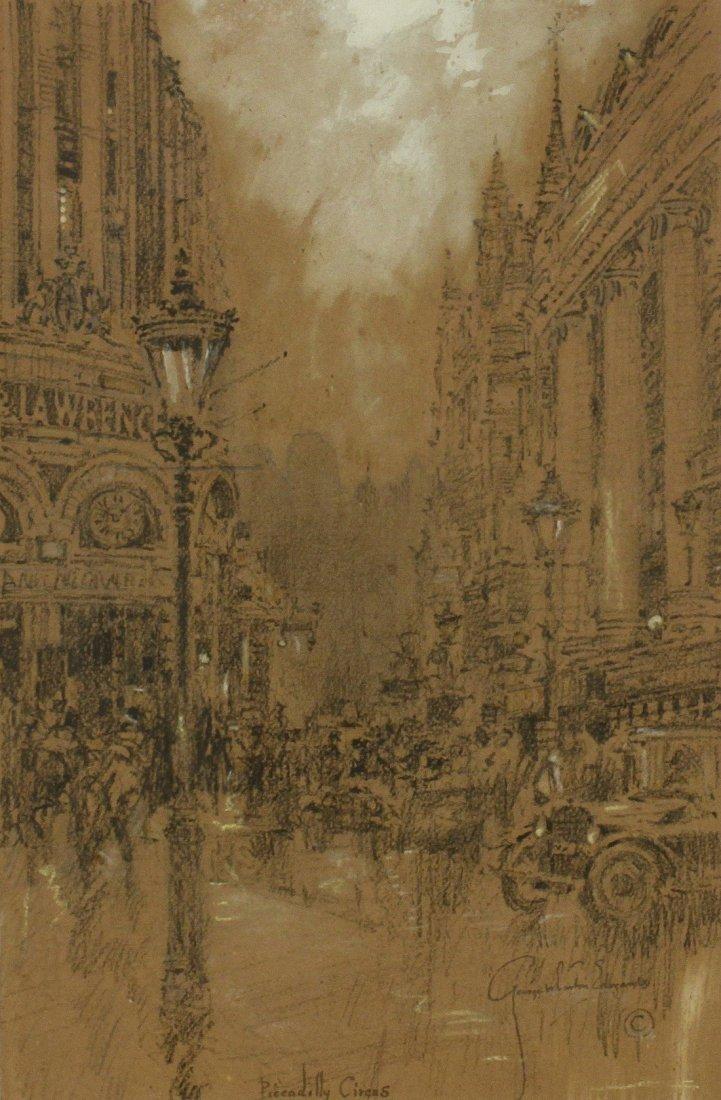 GEORGE WHARTON EDWARDS (AMERICAN 1859-1950)