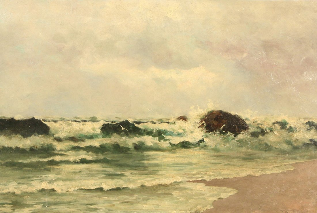 WILLIAM CASTLE KEITH (AMERICAN 1864-1927)