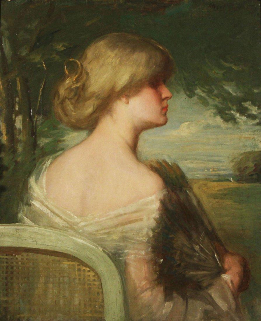 ALBERT ROSENTHAL (AMERICAN 1863-1939)