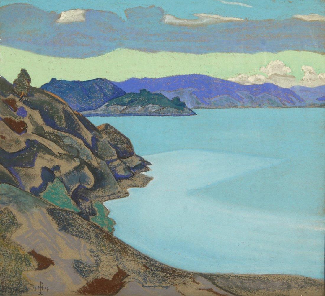 NIKOLAI KONSTANTINOVICH ROERICH (RUSSIAN 1874-1947),