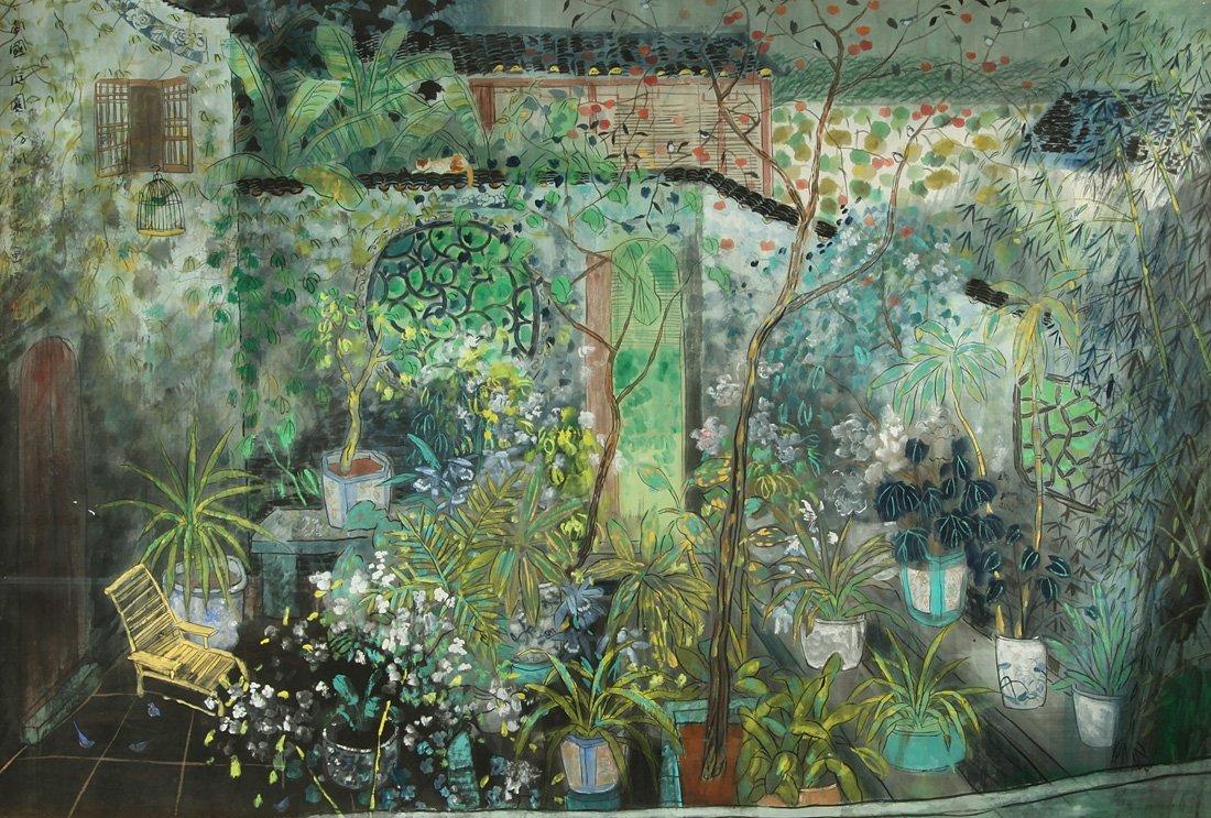 FANG XIANG (CHINESE B. 1967), 'Southern Garden',