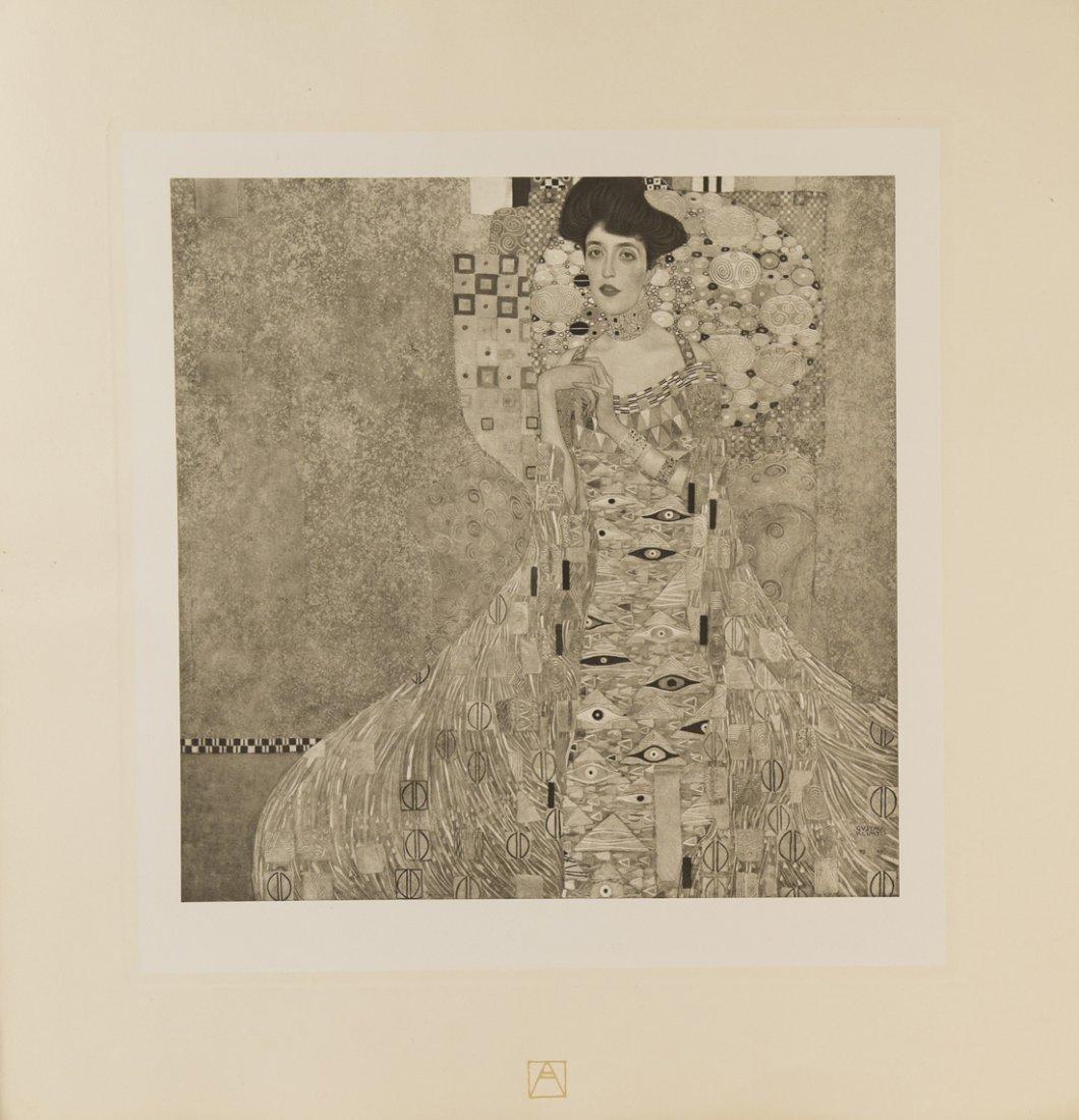 GUSTAV KLIMT (1862-1918),  Das Werk von Gustav Klimt. - 10