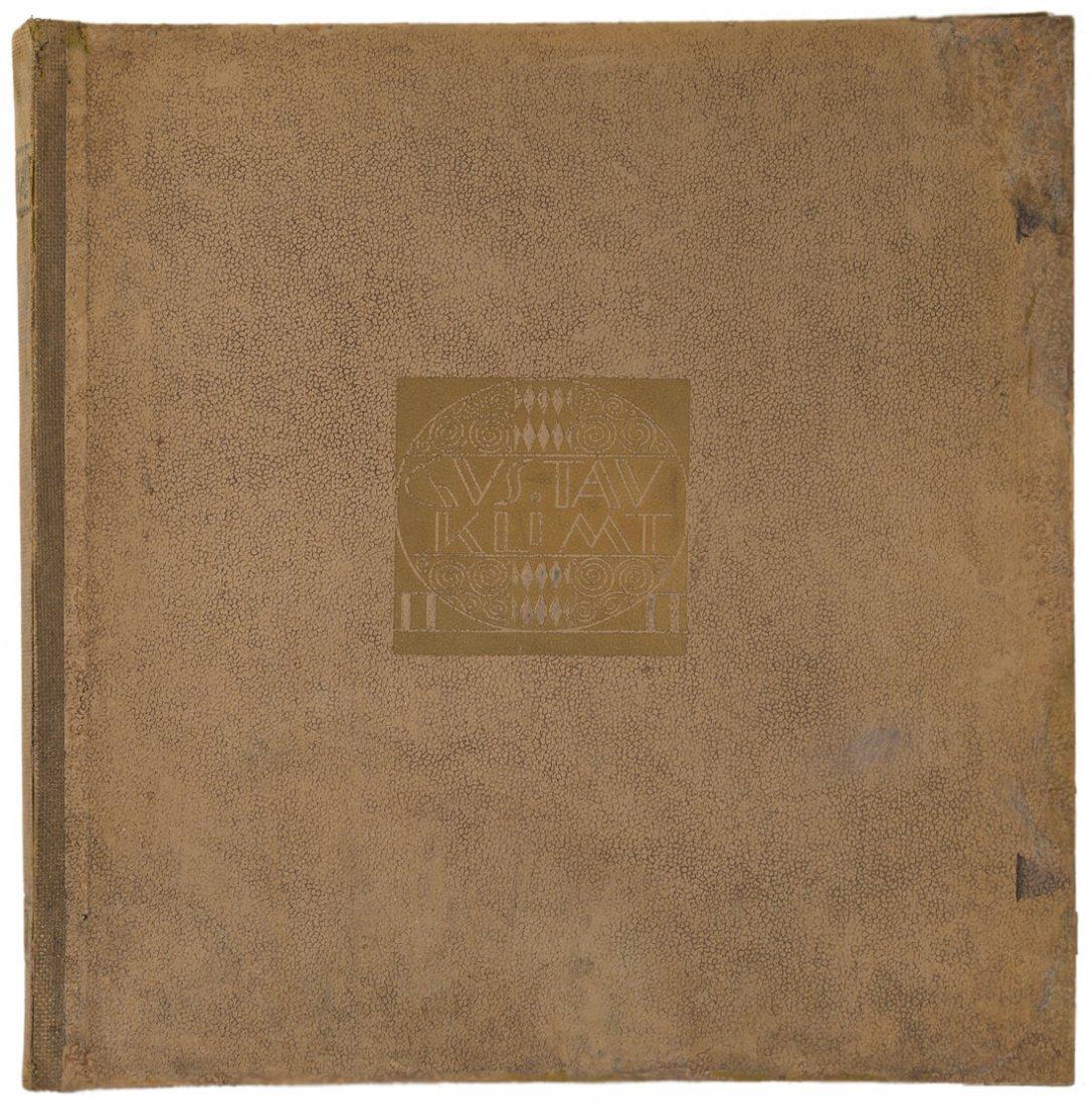 GUSTAV KLIMT (1862-1918),  Das Werk von Gustav Klimt. - 2