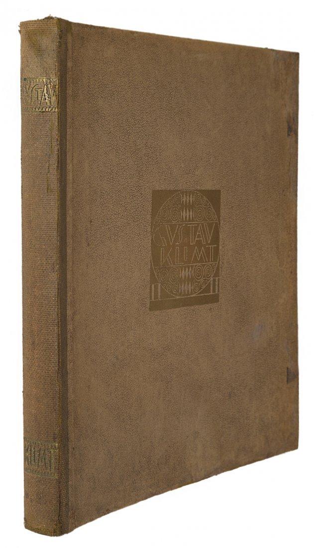 GUSTAV KLIMT (1862-1918),  Das Werk von Gustav Klimt. - 3