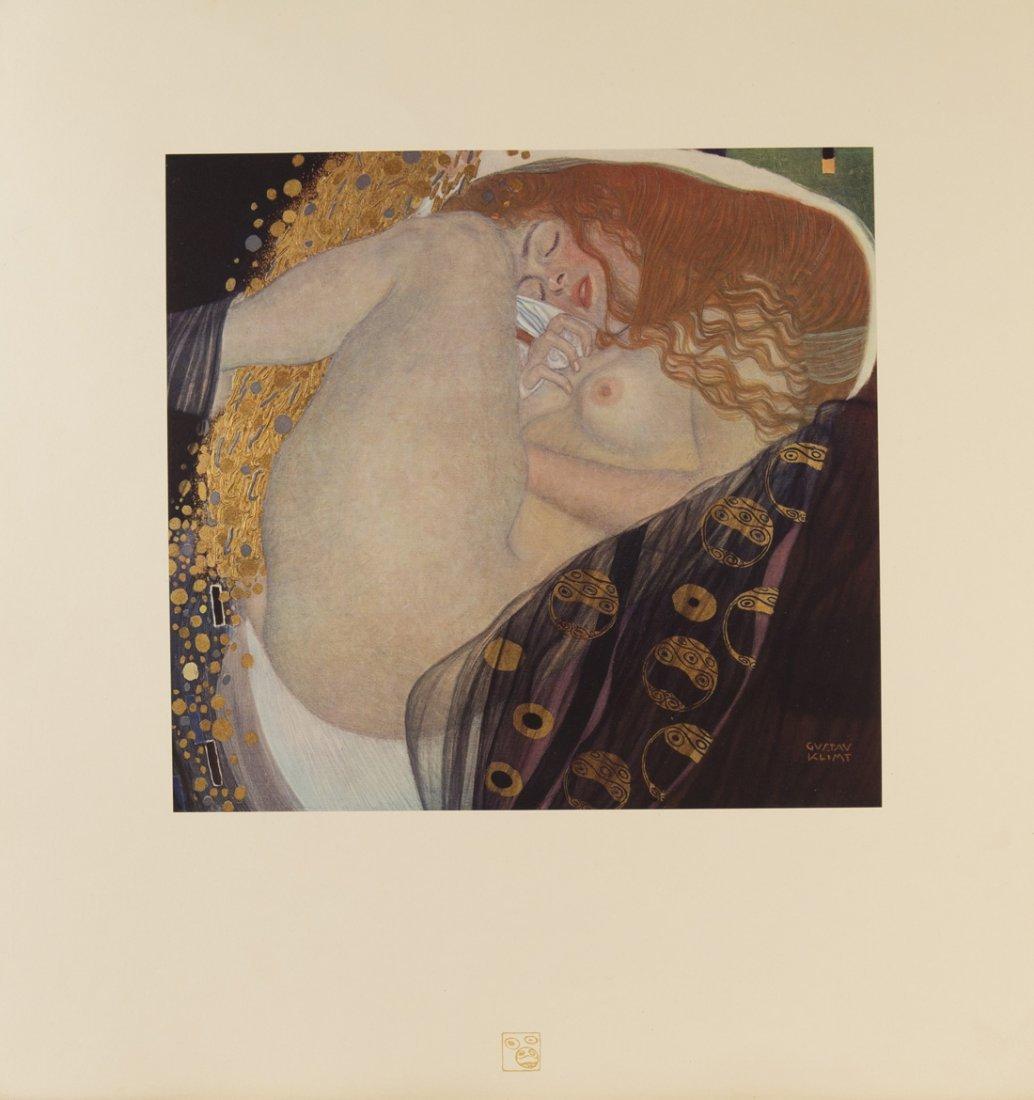 GUSTAV KLIMT (1862-1918),  Das Werk von Gustav Klimt. - 7
