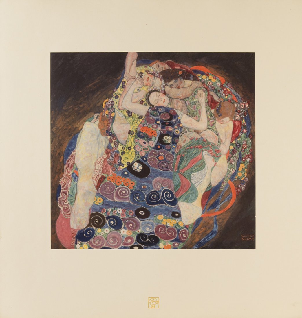 GUSTAV KLIMT (1862-1918),  Das Werk von Gustav Klimt. - 9