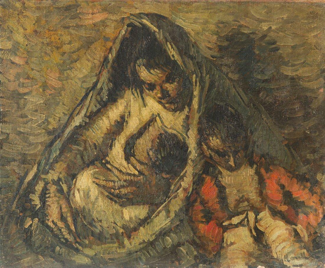 ISIDRO NONELL Y MONTURIOL (SPANISH 1873-1911),